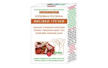 Клетчатка растительная отрубей гречихи 160г