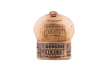 Кокос молодой «GenuineCoconut» органический