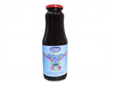 Черничная паста LiQberry 1кг