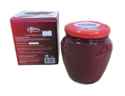 Клюквенная паста LiQberry 550г