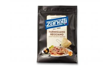 Сыр Пармезан Zanetti 32% тертый 100г