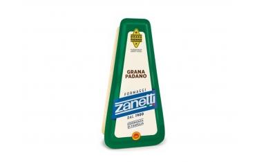 Сыр Грано Падано Zanetti 32% твердый 200г