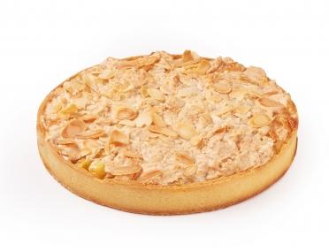 Тарта яблочная с миндалем 600г