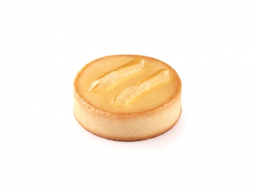 Лимонная тарталетка