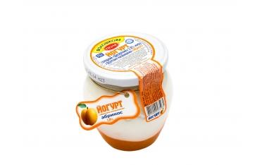 Йогурт «Волошкове поле» абрикос 2.8% 350г