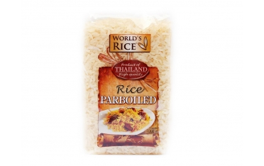 Рис «World's rice» парбоилд 1кг