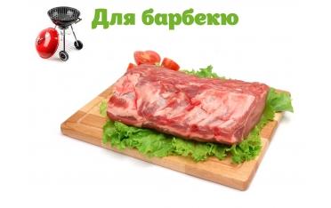 Корейка свиная на кости с овощами (на 6 персон)