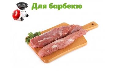 Вырезка свиная с овощами (на 6 персон)