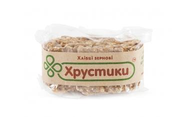 Хлебцы зерновые «Хрустики» 100г