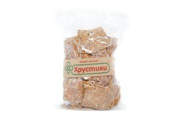 Хлебцы зерновые «Хрустики» 300г