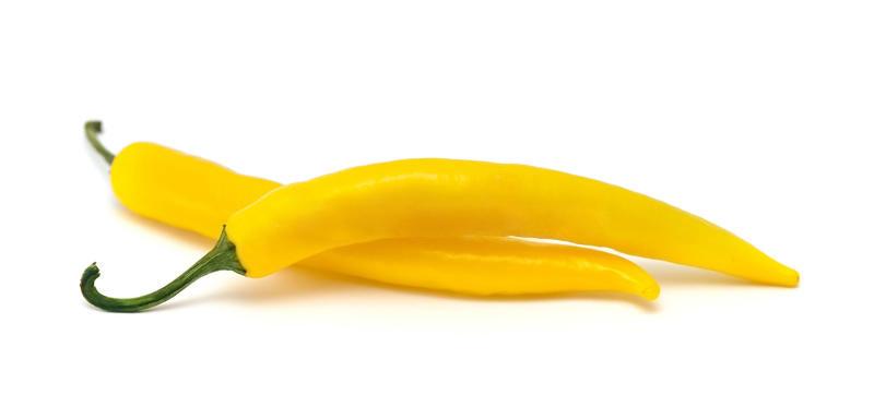 Перец чили желтый