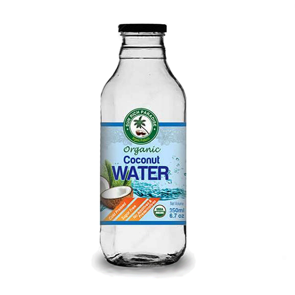 Кокосовая вода органическая 350мл