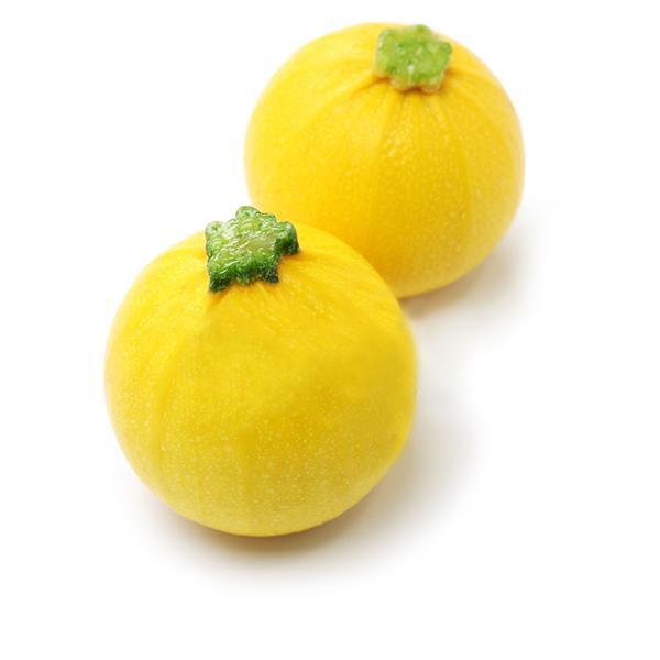 Цукини круглый желтый