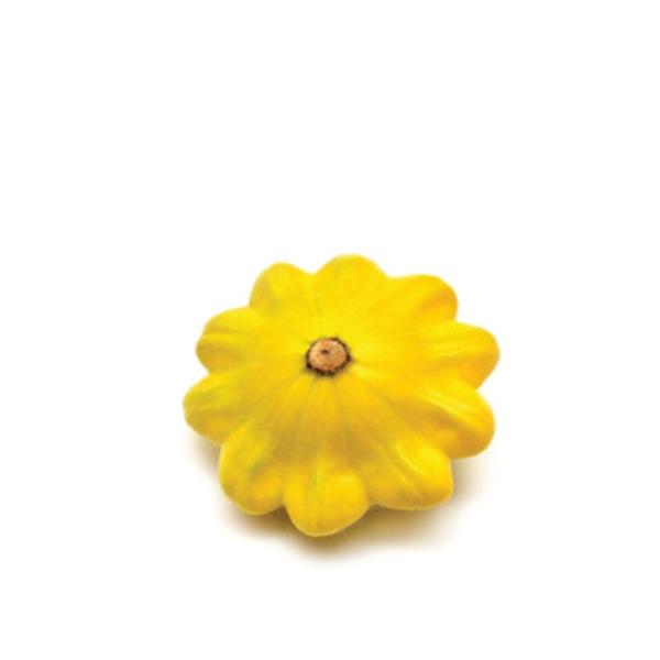 Патиссоны желтые