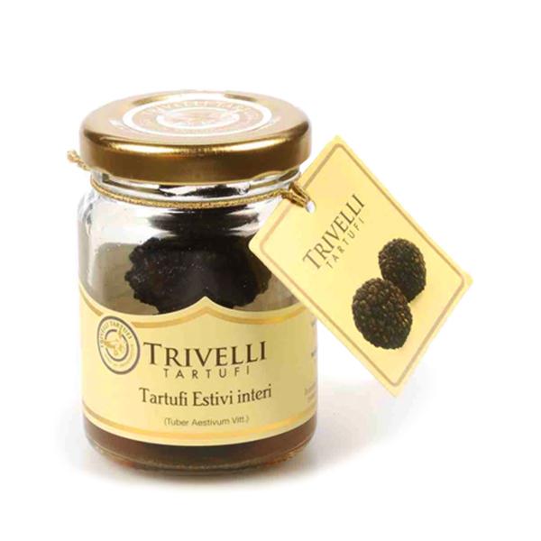 Грибы Трюфель черные в собственном соку 40г