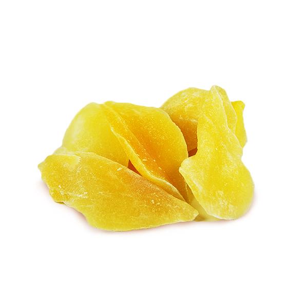 Манго сушеный с сахаром