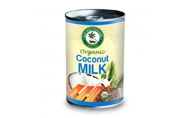 Кокосовое молоко органическое 400мл