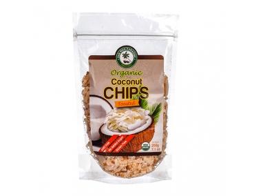 Кокосовые чипсы органические жареные 200г
