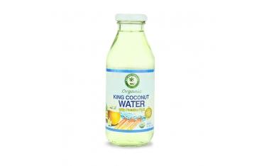 Кокосовая вода пэшн фрут органическая 350мл