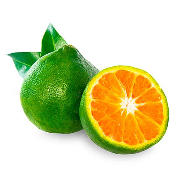 Мандарин зеленый