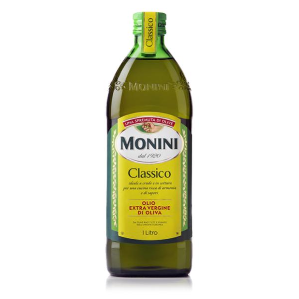 Масло оливковое Monini Extra Vergine 1л