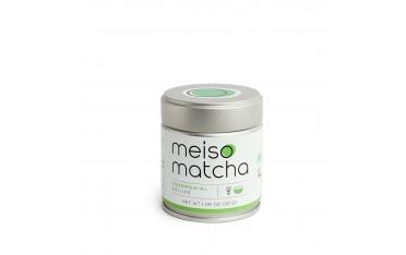 Чай матча Meiso Matcha Ceremonial Deluxe 30г