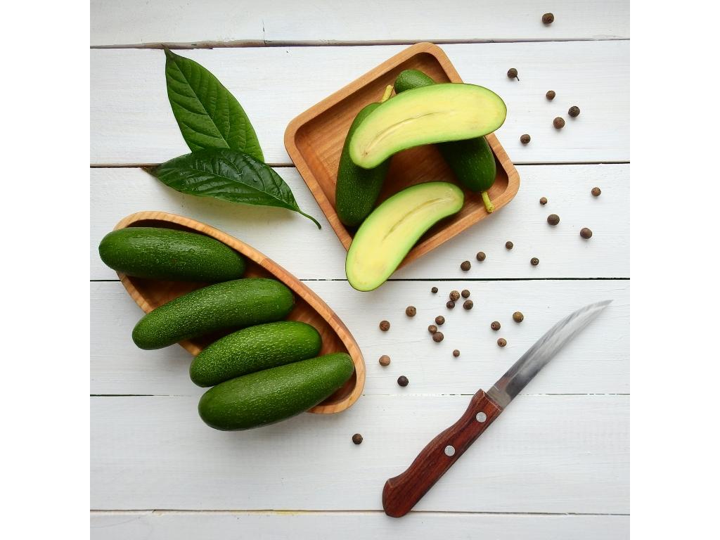 Авокадо без косточки
