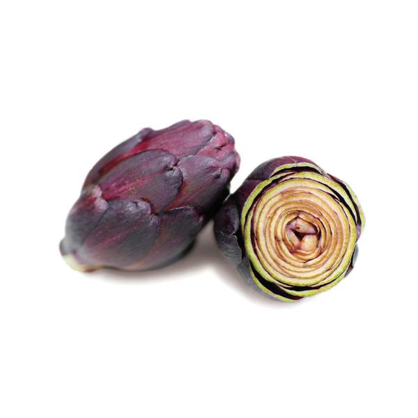 Артишок фиолетовый мини