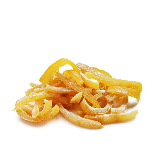 Цукаты из лимонных корок 100г