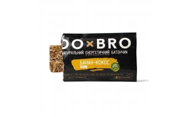 Энергетический батончик банан-кокос DOBRO 45г