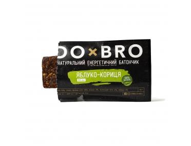 Энергетический батончик яблоко-корица DOBRO 45г