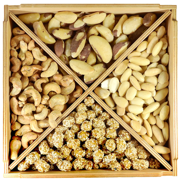 Ореховый набор Premium