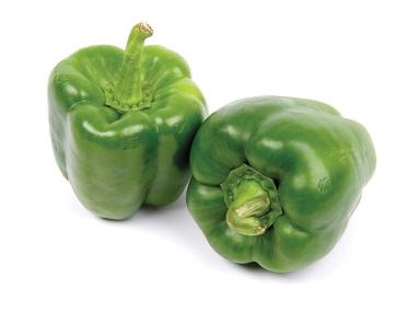Перец зелёный