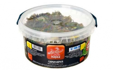 Ламинария (морская капуста) 400г