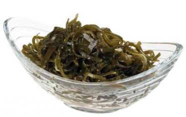 Ламинария (морская капуста) весовая