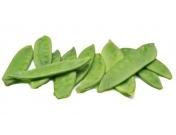 Горошек зеленый стручковый 250г