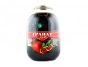Гранатовый сок 3л