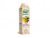 Сок Galicia яблочно-черносмородиновый тетрапакет 1л