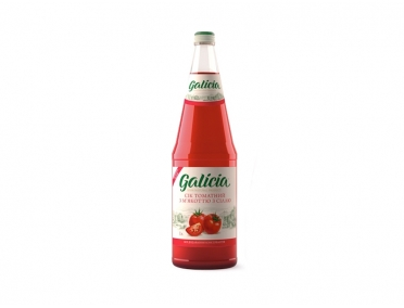Сок Galicia томатный с мякотью и солью 1л