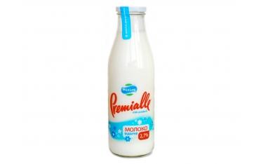 Молоко Premialle 2.7% 750г