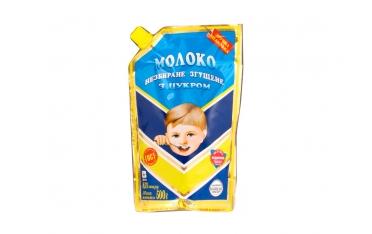 Молоко сгущенное с сахаром 440г