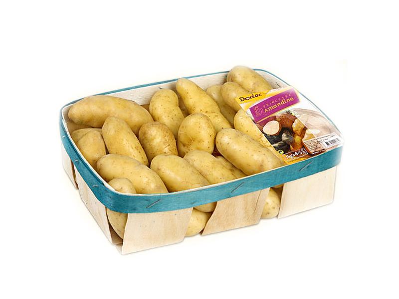 Картофель Франция 1кг