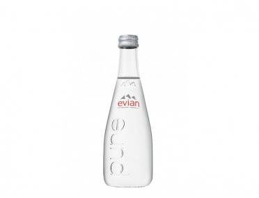 Вода Evian негазированная 330мл