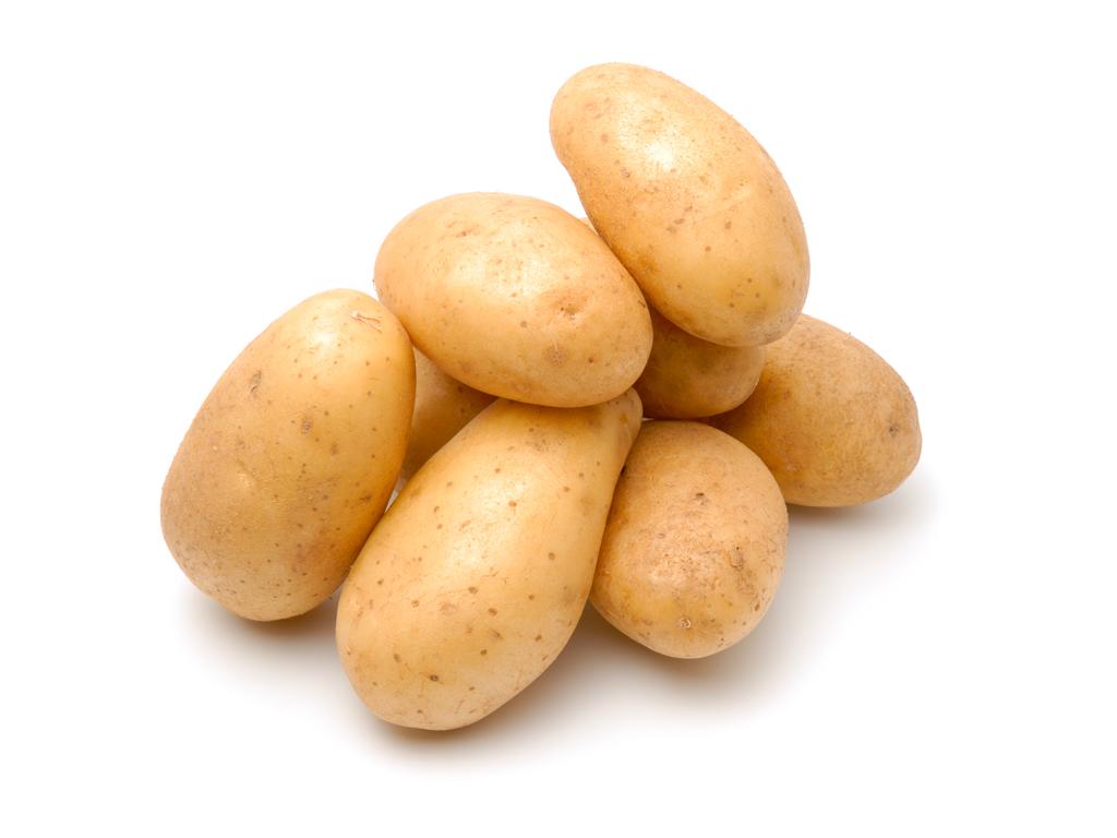 Картофель белый молодой