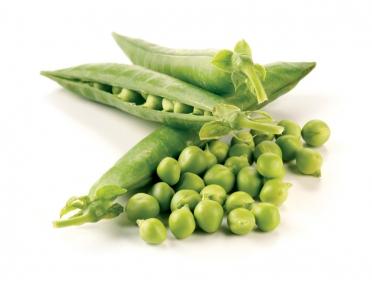Горошек зеленый