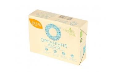 Масло сливочное Органическое 82,6% 200г