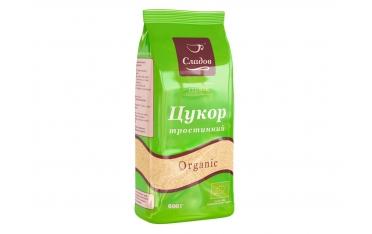 Сахар Сладов тростниковый органический 600г