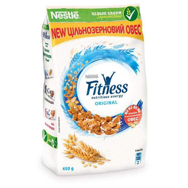 Готовый завтрак Nestle Fitness 420г