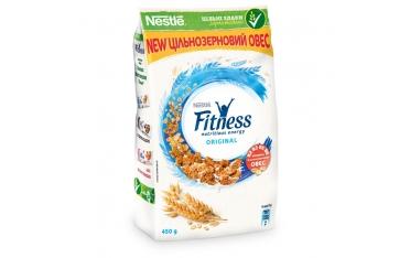Готовый завтрак Nestle Fitness 450г