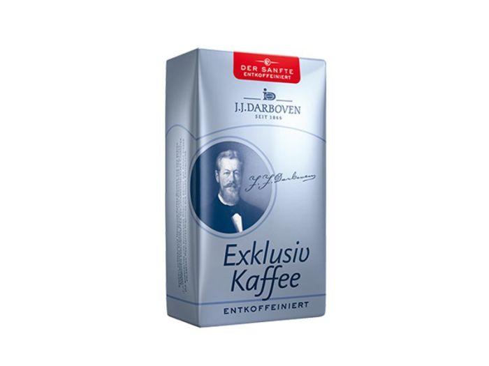 Кофе J.J.Darboven Exklusiv Kaffee Krаftige молотый 250г - FreshMart